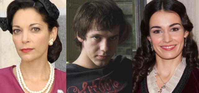 Tres nuevos actores llegan a la serie de antena 3 - Velvet de antena 3 ...