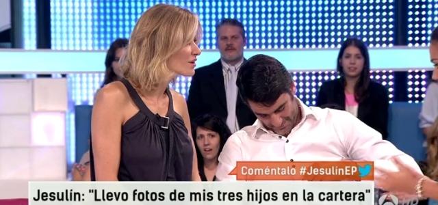 Jesul n abandona enfadado 39 espejo p blico 39 y deja sin for Antena 3 espejo publico hoy