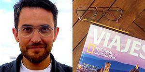 Màxim Huerta ficha por la revista  National Geographic