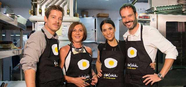 El p blico masculino de canal cocina crece hasta el 42 for Canal cocina en directo