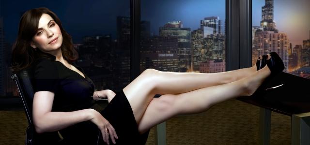 Julianna Margulies Protagonista De The Good Wife Alicia Se Va A
