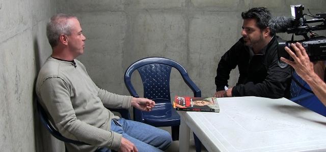 Jalis de la serna interroga en 39 encarcelados 39 a un asesino for Serna v portales