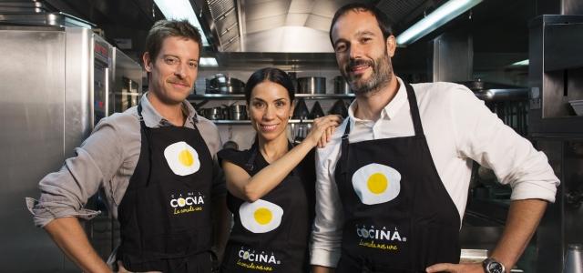 Joaqu n reyes fran perea y usun yoon 39 pinches 39 de canal for Canal cocina programacion