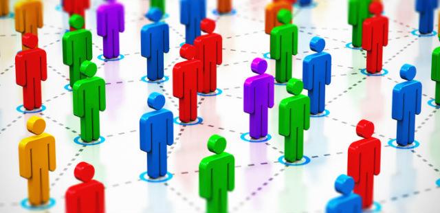 redes sociales conocer gente
