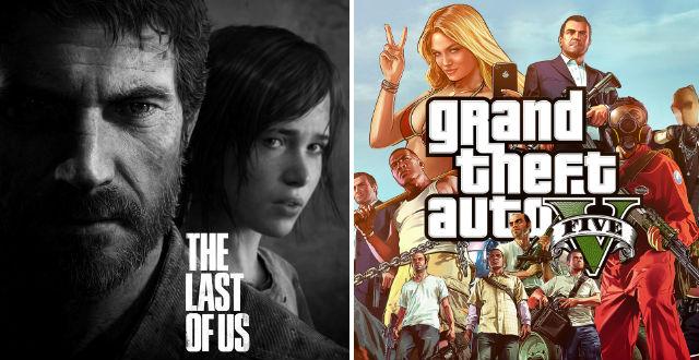 The Last Of Us y Grand Theft Auto V competirán por ser el videojuego del año