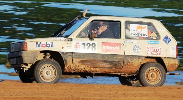 Panda Raid 2016 Vuelve El Mini Dakar Para Aventureros