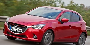 Mazda2 Skyactiv 115 CV: la versión más potente de la gama se somete a examen