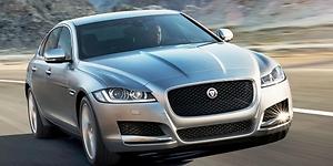 Excelentes sensaciones al volante del Jaguar XF Prestige