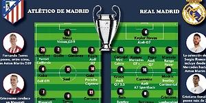 La final de la Champions entre Madrid y Atlético se juega en los garajes
