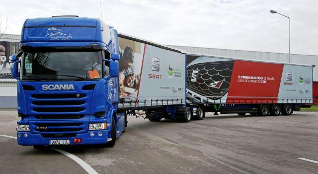 foto camion gigante: