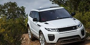 Range Rover Evoque: confortabilidad y deportividad