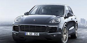 Porsche Cayenne Platinum Edition, un SUV deportivo y dominado por el lujo
