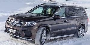 Nuevo Mercedes GLS: viajar en clase business en un SUV
