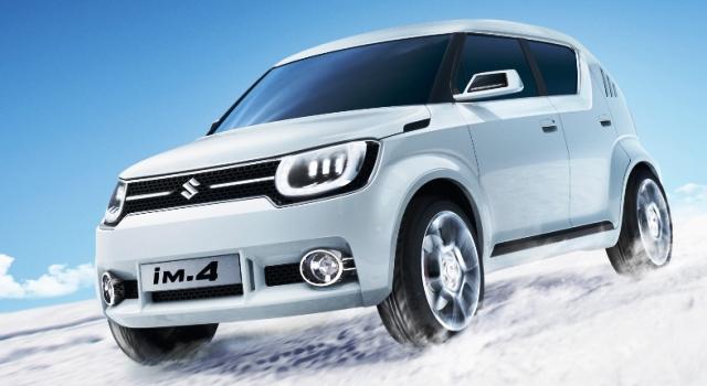 Nuevo Suzuki Im 4 Llega El Sustituto Del Jimny Ecomotor Es