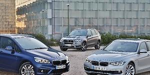 BMW iPerformance: la gama de híbridos enchufables para todo y sin sobrecoste