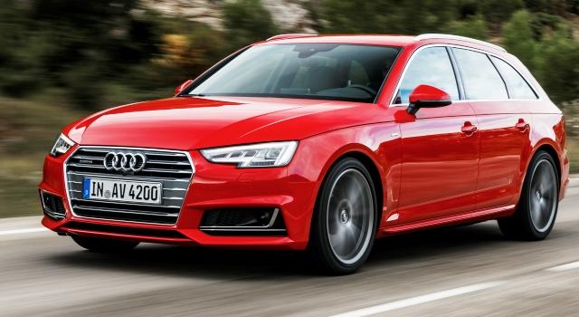 Audi a4 avant 2 0 tdi 150 el mejor de su categor a for Lunghezza audi a4 berlina