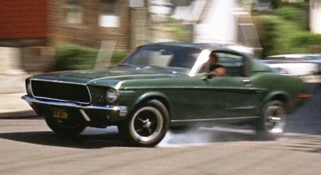 Por Qu 233 El Teniente Frank Bullitt Camufl 243 Su Ford Mustang En La M 237 Tica Pel 237 Cula Ecomotor Es