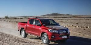 Nuevo Toyota Hilux: el best seller de los pick up mejora sus armas