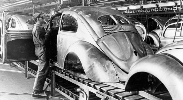 Volkswagen Escarabajo Un Encargo De Hitler A Porsche
