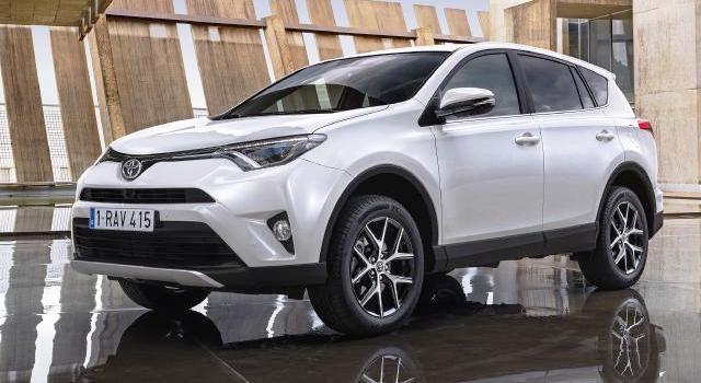 El Toyota Rav4 2016 Sale A La Venta En Espa 241 A Con Mayor