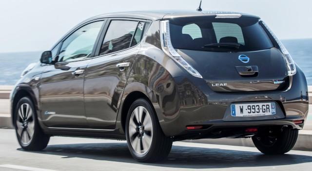 Nuevo Nissan Leaf M 225 S Autonom 237 A El 233 Ctrica Y Otras Mejoras
