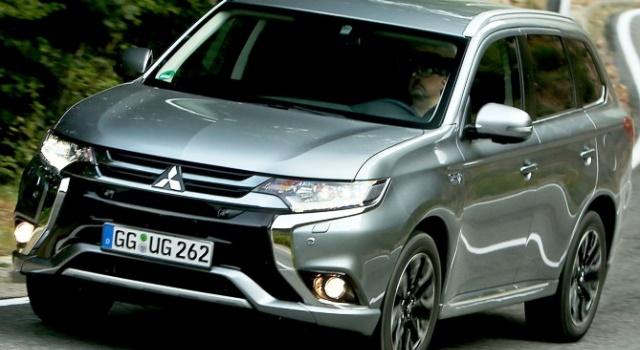 Mitsubishi Outlander PHEV: un buen salto al mundo del híbrido