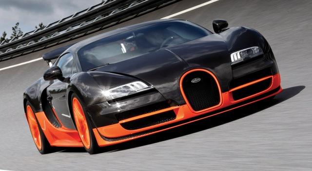 Bugatti Veyron, el coche más rápido del mundo... por poco tiempo on