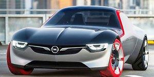 Opel GT Concept: el futuro deportivo alemán