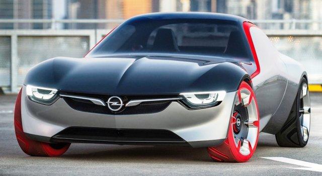 Opel GT Concept: así es el futuro deportivo alemán