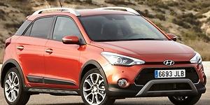 Hyundai i20 Active: un SUV dinámico y eficiente