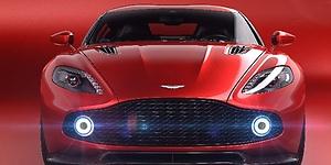 Aston Martin Vanquish Zagato: la última creación de una asociación top