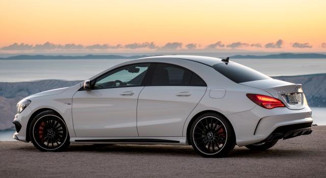 Nuevo mercedes benz cla 45 amg a la venta en septiembre for Mercedes benz precios