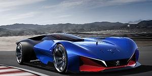 Peugeot L500 R Hybrid: así ve la marca francesa el futuro cercano de la competición