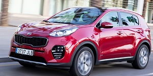Nuevo Kia Sportage: un SUV al gusto europeo