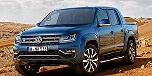 Volkswagen Amarok, el joven todoterreno cambia de cara y  ya ruge como los grandes