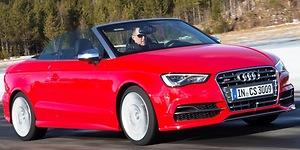Audi S3 Cabrio: 300 caballos de puro disfrute explosivo