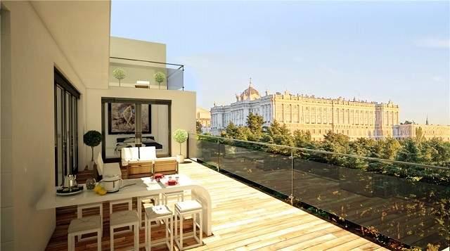 Madrid cada d a tiene m s agencias inmobiliarias de lujo for Pisos de lujo en madrid
