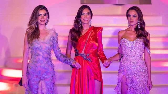 Daniela Nicolás ganó y es la nueva Miss Chile Universo