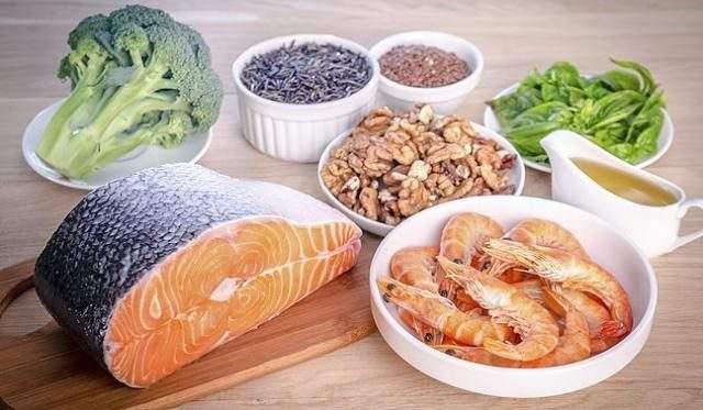 comida para combatir el acne