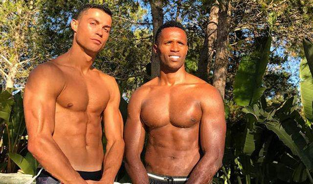 Cristiano ronaldo es gay