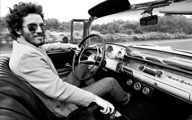 Conduciendo con el Boss: los coches más presentes en las canciones de Bruce Springsteen