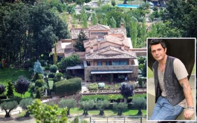 Alejandro Sanz Vende Su Casa Madrileña Por 11 Millones De Euros Informalia Es