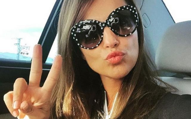 478cae3f49 Paula Echevarría: la vuelta al trabajo con gafas nuevas - Informalia.es