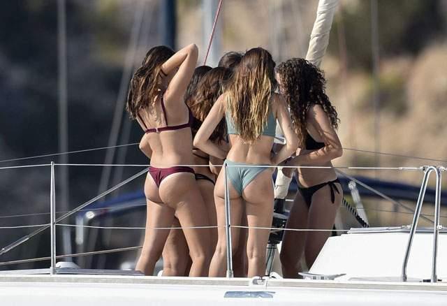 El Cabreo De Aitana De Ot Por Su Topless En Un Yate De Ibiza Sólo
