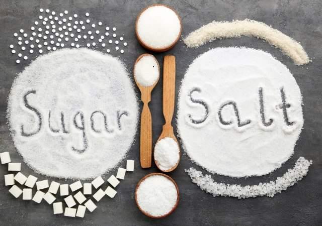 Adiós al caviar o las angulas: la sal y el azúcar son los