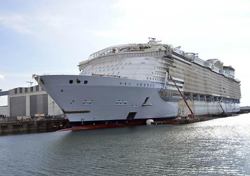 Symphony Of The Seas Cinco Veces El Titanic 2 774 Camarotes Y Robots Camareros Eleconomista Es