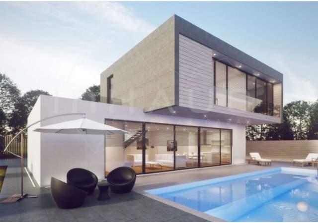 Casas prefabricadas espa olas de lujo otra forma de - Fotos modelos espanolas ...