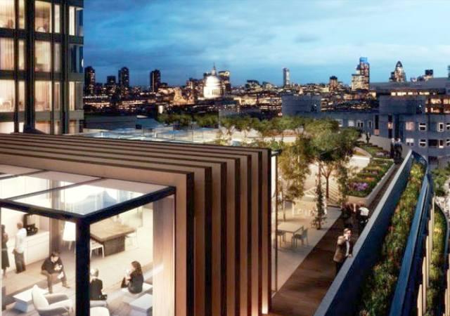 Londres estrena 191 nuevos apartamentos de lujo en la - Apartamentos lujo londres ...