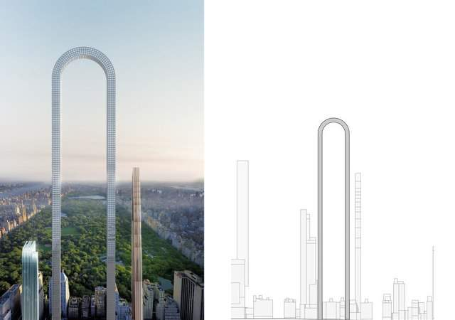 Así será el increíble edificio