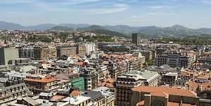 San Sebastián, un viaje con clase para el puente de la Constitución